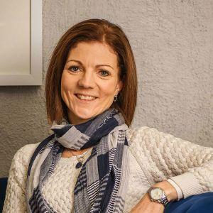 Photo of Antoinette Gianduzzo, Director of Biomolecular Restoration at Kusnacht Practice