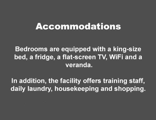 Resorty 12 Accommodation List