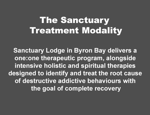 Sanctuary Byron Bay Treatment Methods