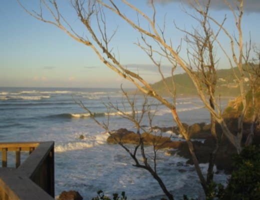 View From Rehab at Sanctuary Byron Bay