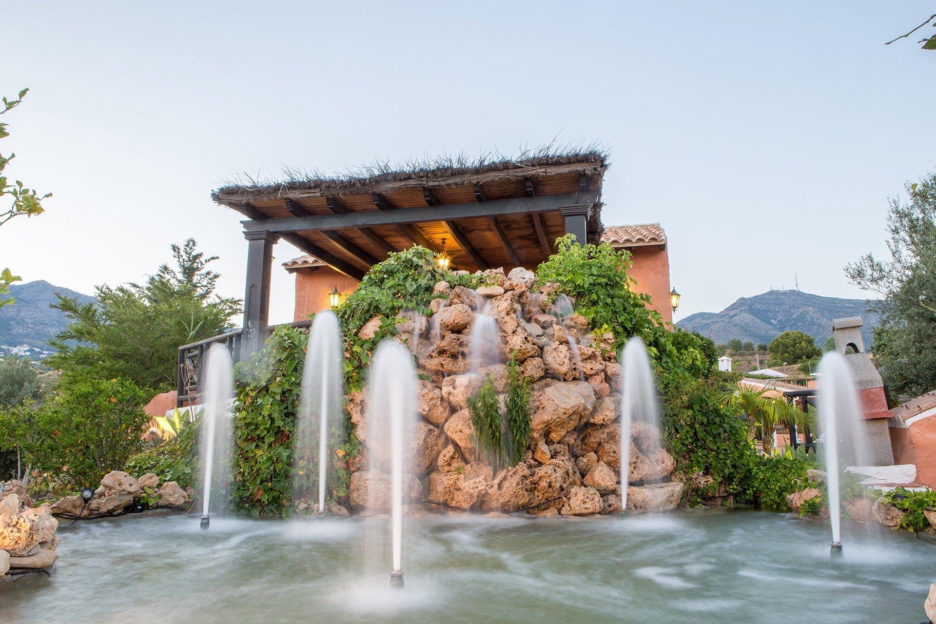 Villa Paradiso Rehab Spain