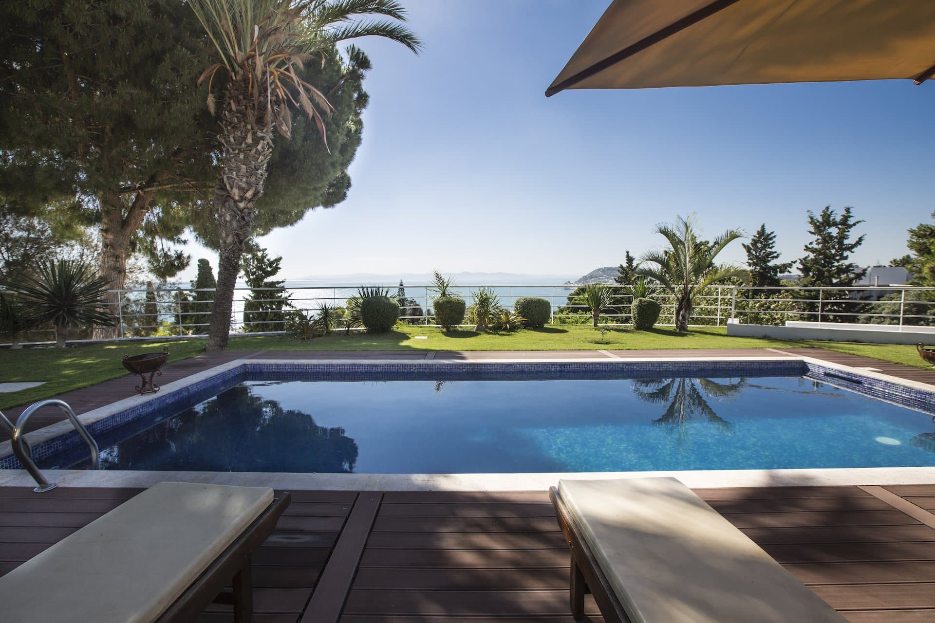 Villa Pardiso Treatment