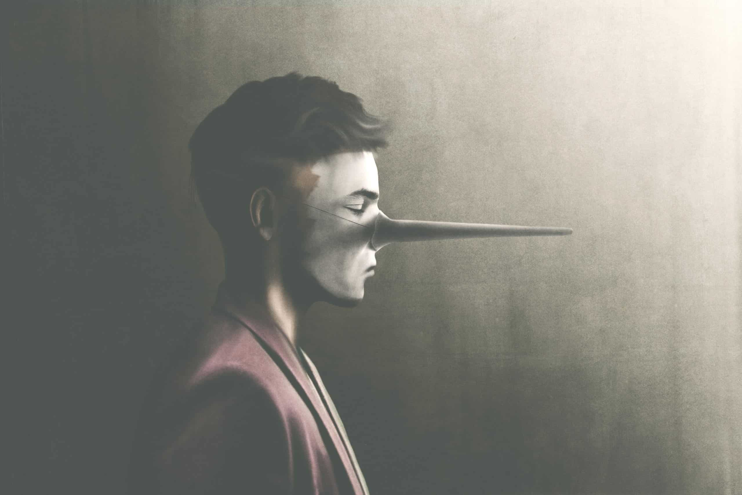 Lying Addiction